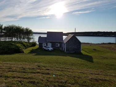 The little house in Freeport, NS